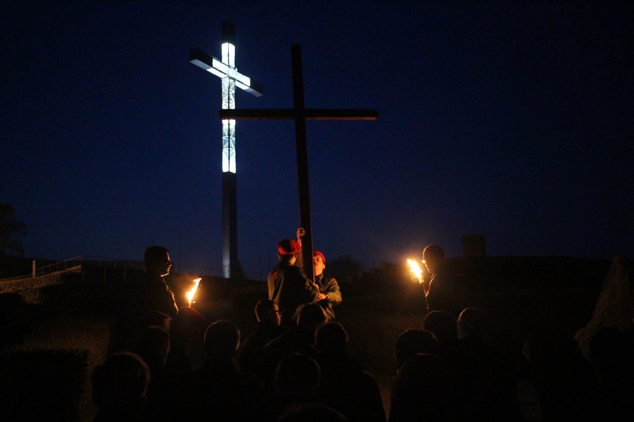 Harcerska droga krzyżowa