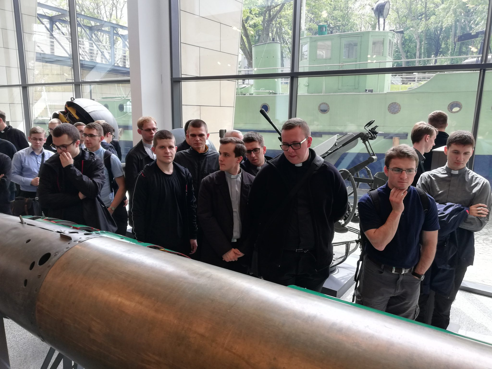 Zjazd Metropolitalny Wyższych Seminariów Duchownych w Gdańsku