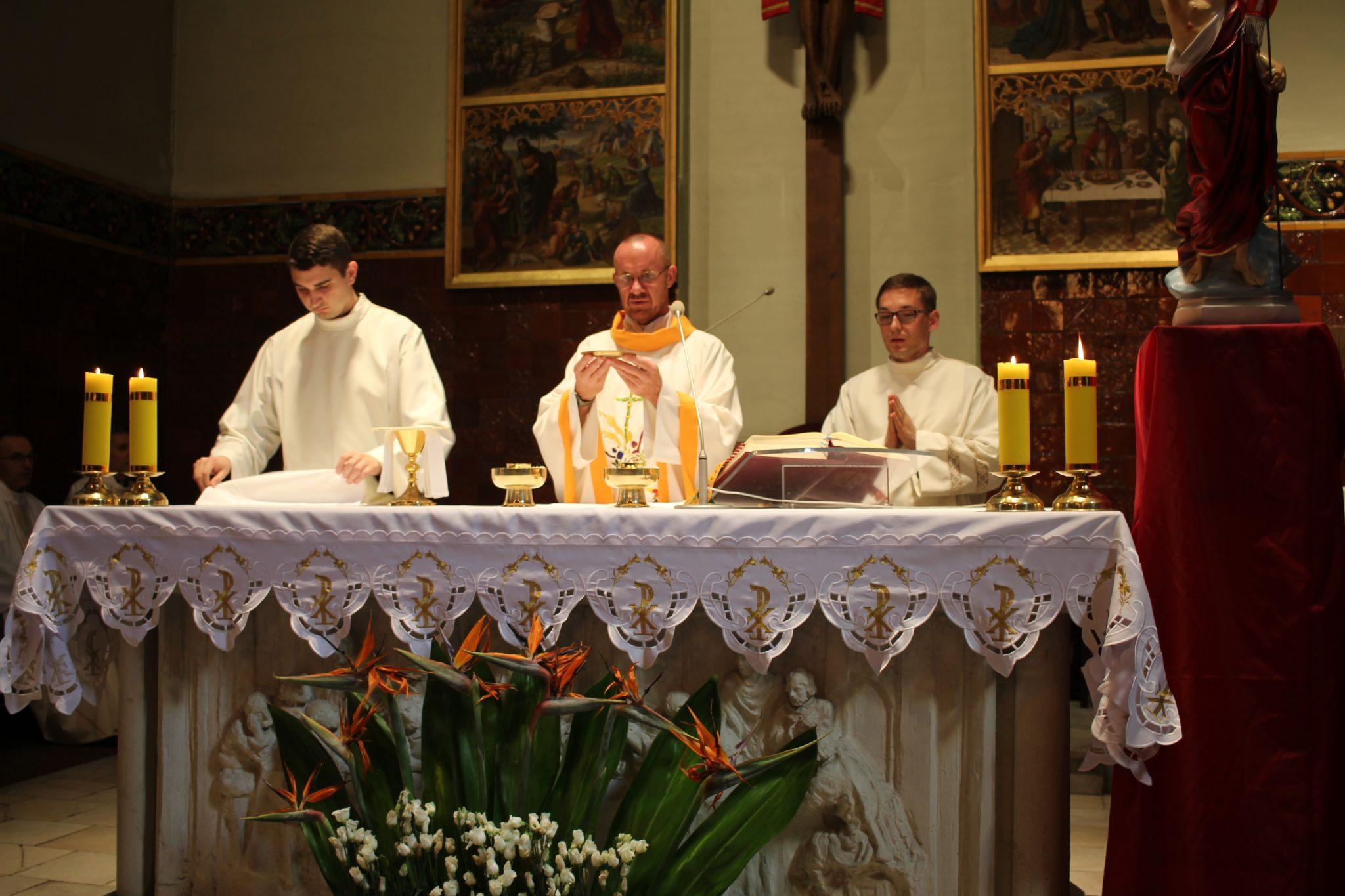 Misjonarze z wizytą w seminarium