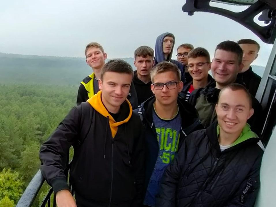 Tydzień integracyjny w Wyższym Seminarium Duchownym w Pelplinie