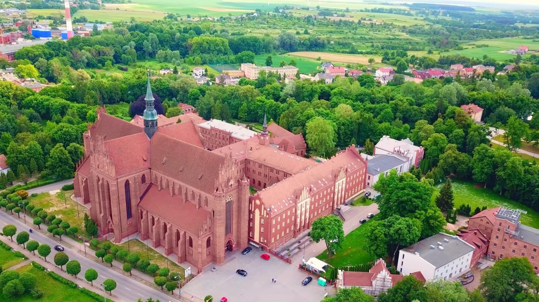 Zobacz WSD i Katedrę w Pelplinie od środka!
